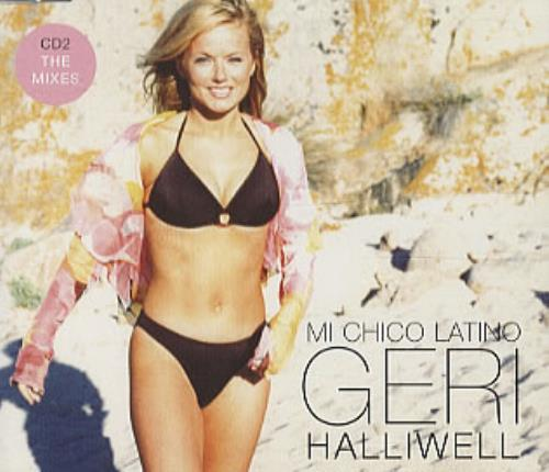 Geri Halliwell Mi Chico Latino 2-CD single set (Double CD single) UK G-R2SMI142758
