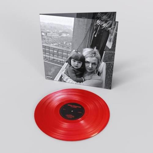 Gerry Cinnamon The Bonny - Red Vinyl vinyl LP album (LP record) UK 1FVLPTH743920