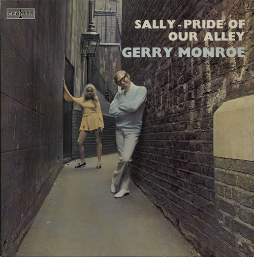 Gerry Monroe Sally-Pride Of Our Lady vinyl LP album (LP record) UK GQVLPSA574387