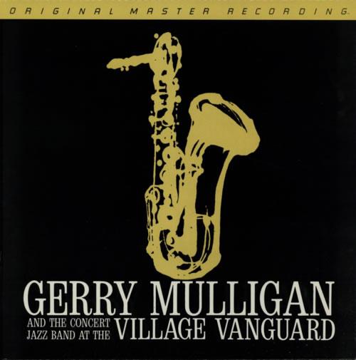 Gerry Mulligan At The Village Vanguard Us Vinyl Lp Album Lp Record 592634