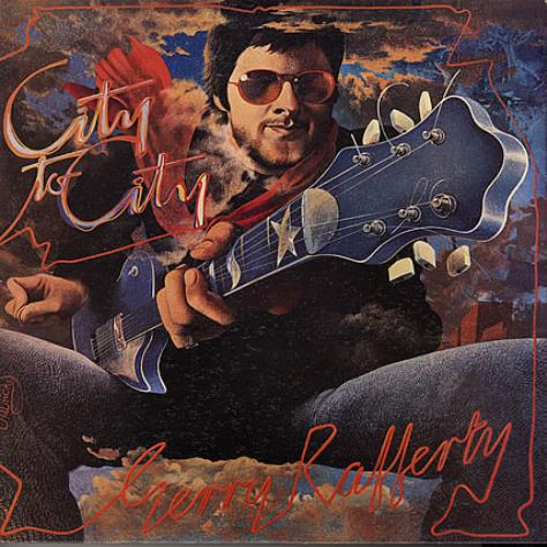 Gerry Rafferty City To City - EX vinyl LP album (LP record) UK GERLPCI228749