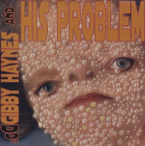Gibby Haynes Gibby Haynes And His Problem CD album (CDLP) US GIHCDGI305856