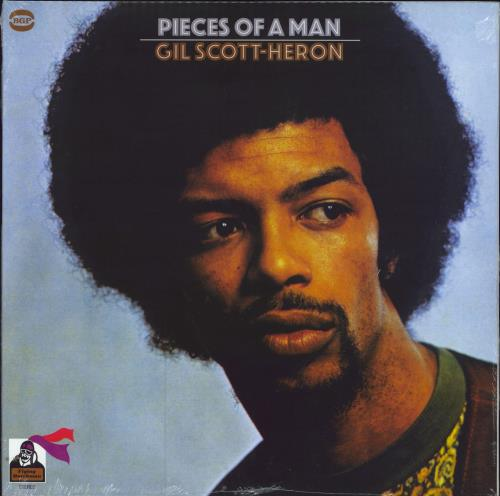 Gil Scott-Heron Pieces Of A Man - Sealed vinyl LP album (LP record) UK GSHLPPI759685