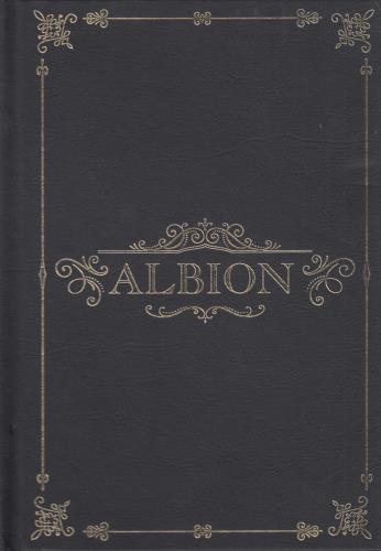 Ginger (Wildhearts) Albion - Deluxe - Autographed 2-disc CD/DVD set UK IGE2DAL712669