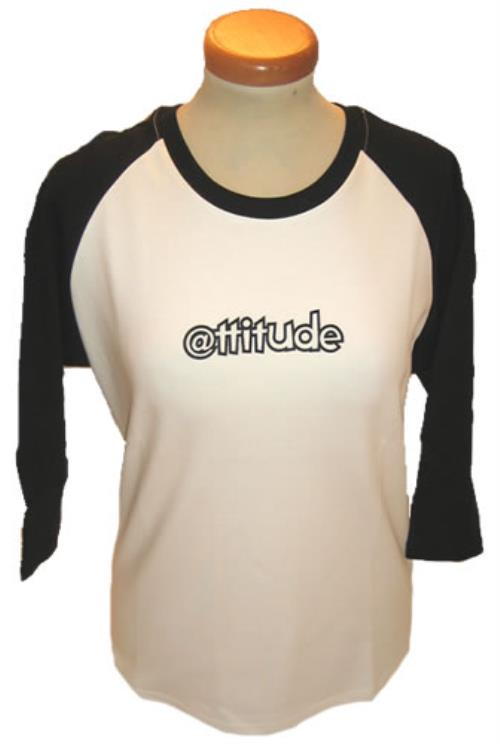 GIRLS@PLAY Attitude t-shirt UK GISTSAT207598