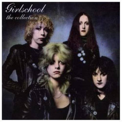 Girlschool The Collection Japanese SHM CD 431576