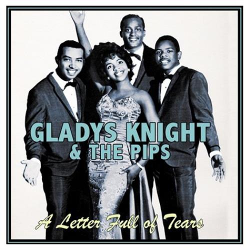 Gladys Knight & The Pips A Letter Full Of Tears - The Early Years 2 CD album set (Double CD) UK GLD2CAL437484