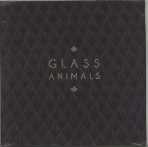 "Glass Animals Remixes EP - RSD 12"" vinyl single (12 inch record / Maxi-single) UK G8E12RE666288"