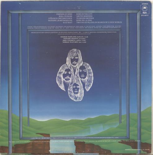 Glencoe The Spirit Of Glencoe vinyl LP album (LP record) UK GCOLPTH714065