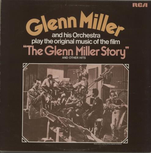 Glenn Miller The Glenn Miller Story vinyl LP album (LP record) UK GMELPTH686248