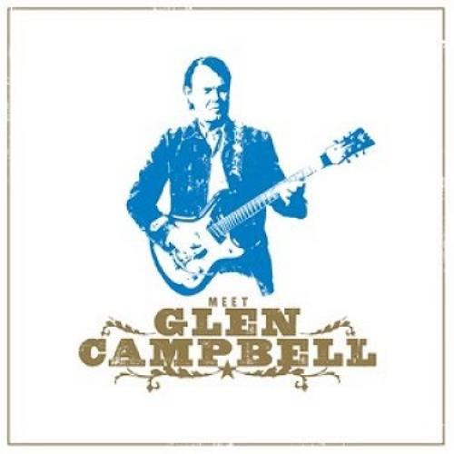 Glen Campbell Meet Glen Campbell CD album (CDLP) UK GLCCDME442331