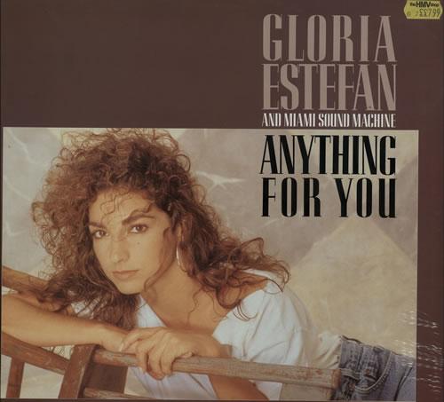 Gloria Estefan Anything For You Sealed Uk Vinyl Lp Album