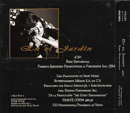 Gloria Estefan En El Jardin - With Alejandro Fernandez ...