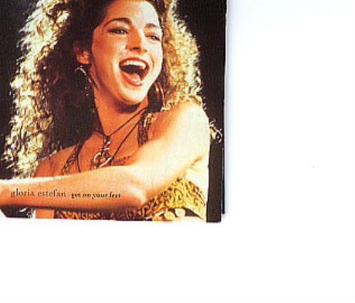 """Gloria Estefan Get On Your Feet 3"""" CD single (CD3) Austrian ESTC3GE189290"""