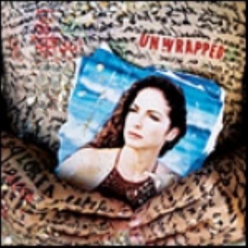 Gloria Estefan Unwrapped 2-disc CD/DVD set UK EST2DUN257283