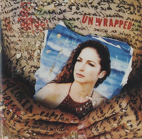 Gloria Estefan Unwrapped 2-disc CD/DVD set Canadian EST2DUN435010