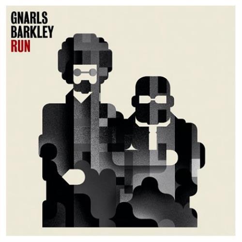 "Gnarls Barkley Run 7"" vinyl picture disc 7 inch picture disc single UK GNH7PRU430515"
