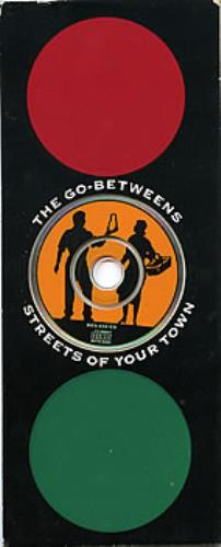 """Go-Betweens Streets Of Your Town 3"""" CD single (CD3) UK TGBC3ST153450"""