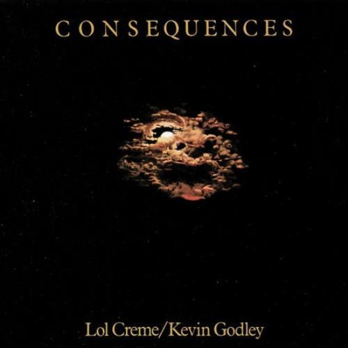 Godley U0026 Creme Consequences SHM CD Japanese Gu0026CHMCO501523