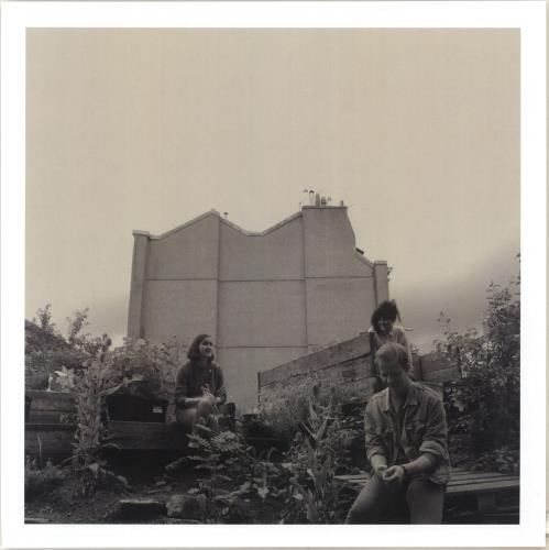 Golden Grrrls Golden Grrrls - Clear Vinyl vinyl LP album (LP record) UK QZ-LPGO704326