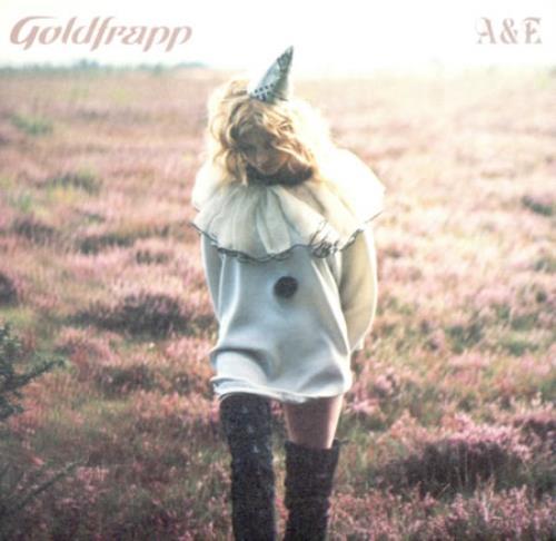 Goldfrapp A&E 2-CD single set (Double CD single) UK FPP2SAE425183