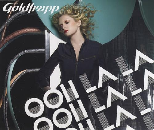 Goldfrapp Ooh La La 2-CD single set (Double CD single) UK FPP2SOO331798