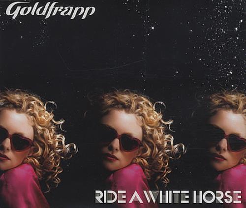 "Goldfrapp Ride A White Horse CD single (CD5 / 5"") UK FPPC5RI397931"