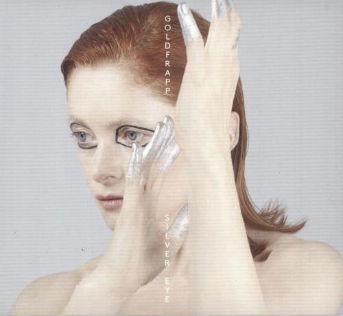 Goldfrapp Silver Eye 2 CD album set (Double CD) UK FPP2CSI744410