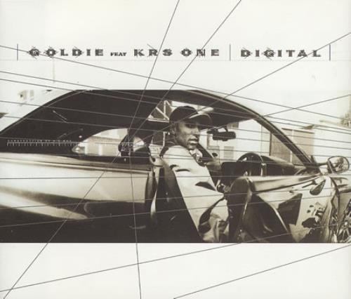 "Goldie (90s) Digital CD single (CD5 / 5"") UK GODC5DI388353"