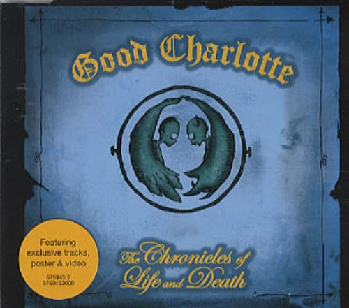 Good Charlotte Chronicles Of Life & Death 2-CD single set (Double CD single) UK GHL2SCH325671
