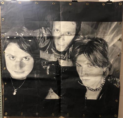 Goo Goo Dolls 2001 US Tour - Backdrop display US GGDDIUS714318