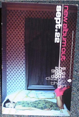 Goo Goo Dolls Dizzy Up The Girl US Promo display (270407)