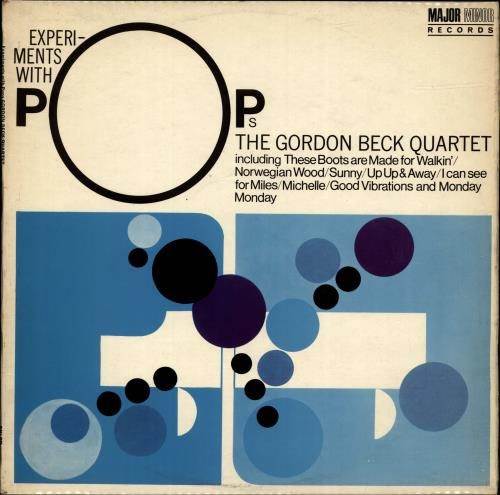 Gordon Beck Experiments With Pops vinyl LP album (LP record) UK G\BLPEX699210