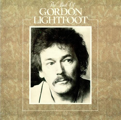 Gordon Lightfoot The Best Of Gordon Lightfoot German Vinyl