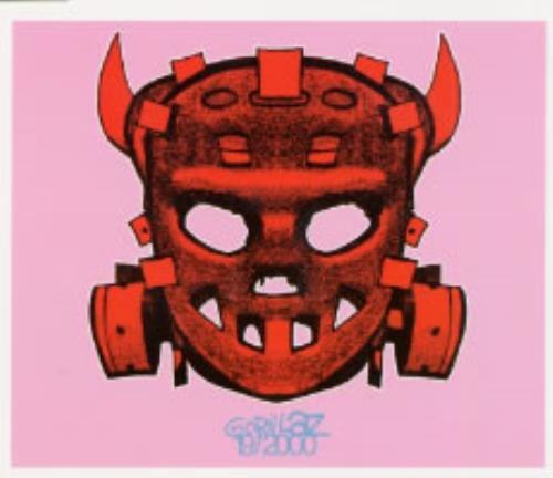 "Gorillaz 19/2000 - Nineteen Two Thousand CD single (CD5 / 5"") UK GLZC5NI189526"