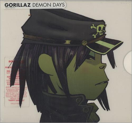 gorillaz demon days album download