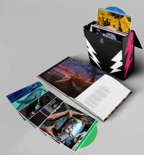 Gorillaz Humanz (Super Deluxe Edition) Vinyl Box Set UK GLZVXHU684894