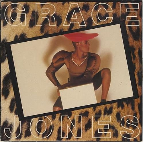 """Grace Jones The Hunter Gets Captured By The Game/ Warm Leatherette 12"""" vinyl single (12 inch record / Maxi-single) UK GJO12TH42361"""