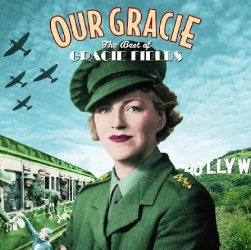 Gracie Fields Our Gracie - Best Of CD album (CDLP) UK GFECDOU498572