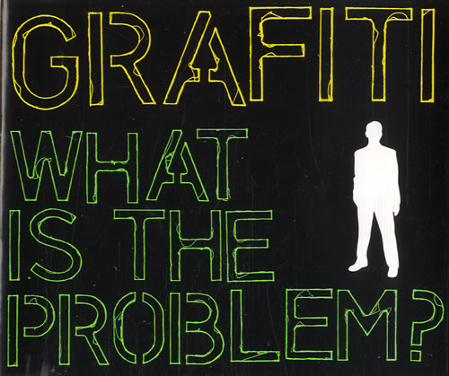 """Grafiti What Is The Problem ? CD single (CD5 / 5"""") UK GH9C5WH539055"""