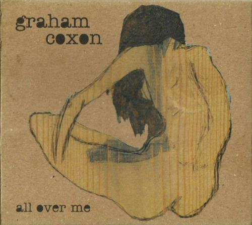 Graham Coxon Freakin' Out / All Over Me 2-CD single set (Double CD single) UK GCX2SFR317367