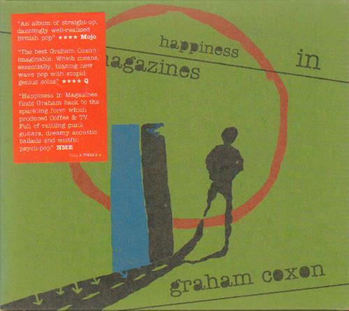 Graham Coxon Happiness In Magazines CD album (CDLP) UK GCXCDHA280338