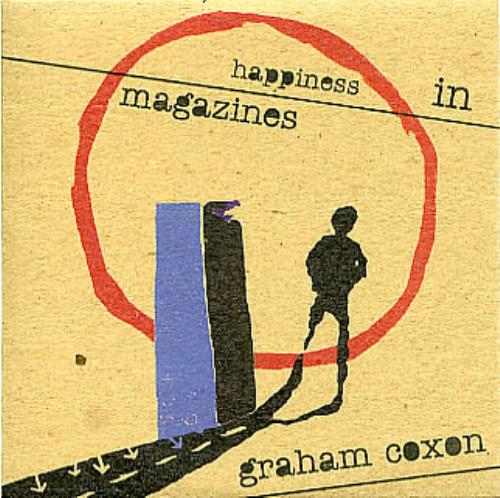 Graham Coxon Happiness In Magazines CD album (CDLP) UK GCXCDHA285985