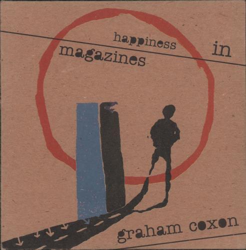 Graham Coxon Happiness In Magazines CD album (CDLP) UK GCXCDHA665788