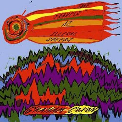 Graham Coxon Love Travels At Illegal Speeds CD album (CDLP) UK GCXCDLO351592