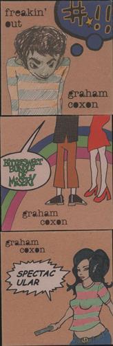 "Graham Coxon The 'Happiness in Magazines' Singles CD single (CD5 / 5"") UK GCXC5TH664259"