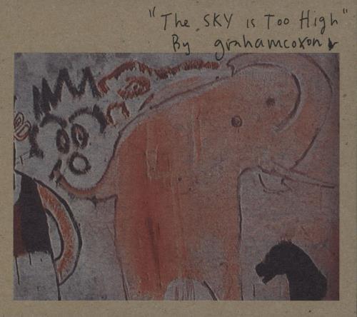 Graham Coxon The Sky Is Too High CD album (CDLP) UK GCXCDTH352318