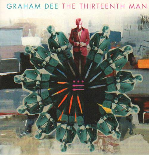 Graham Dee The Thirteenth Man CD album (CDLP) UK H4DCDTH638381