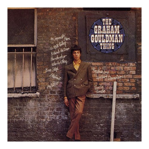Graham Gouldman The Graham Gouldman Thing CD album (CDLP) UK GOUCDTH404909