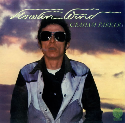 Graham Parker Howlin Wind vinyl LP album (LP record) UK GRPLPHO444781